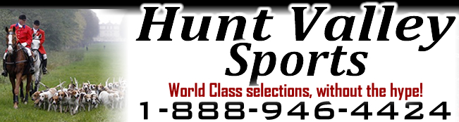 Hunt Valley Sports... World Class Selections, without the hype!